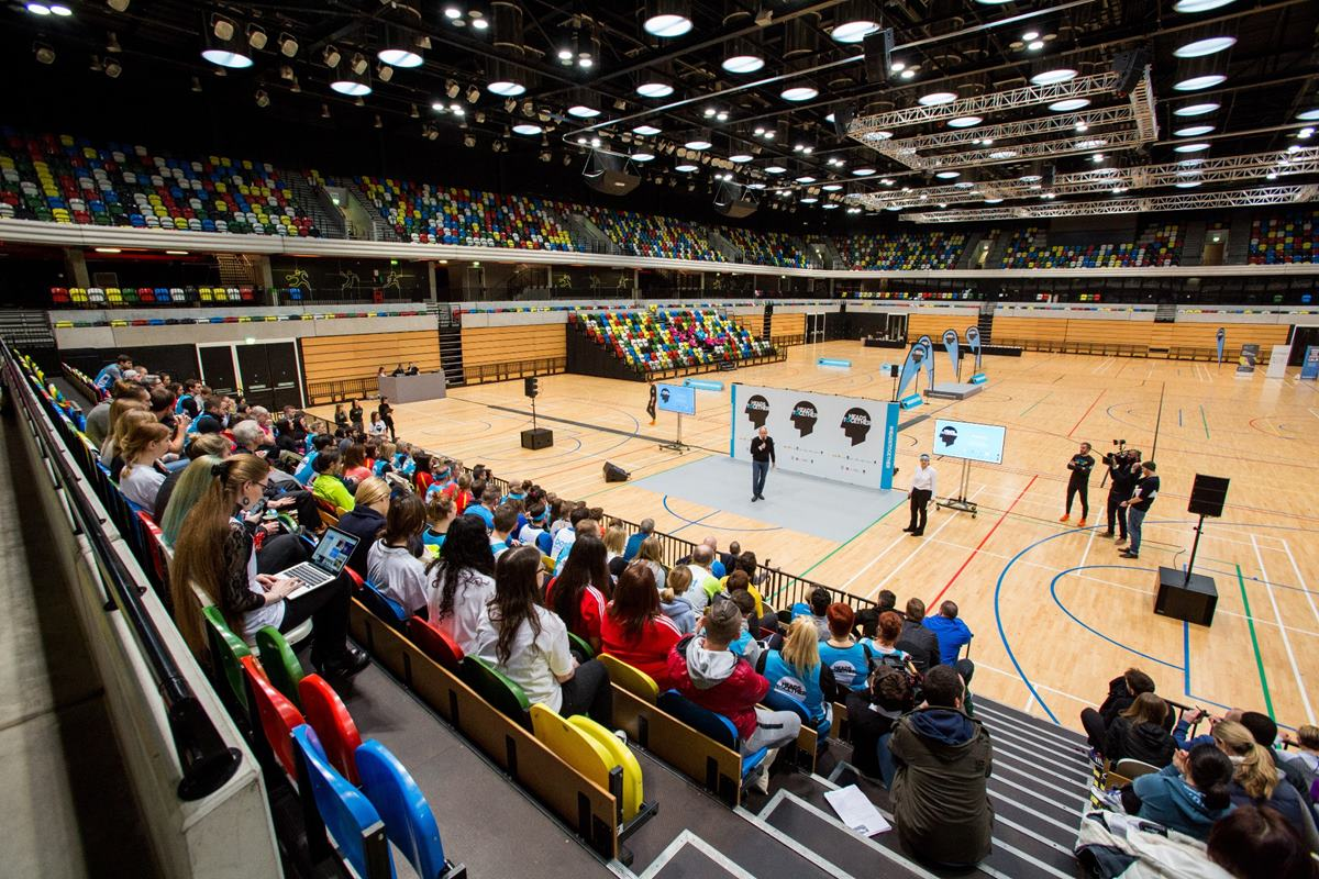 Copper Box presentation