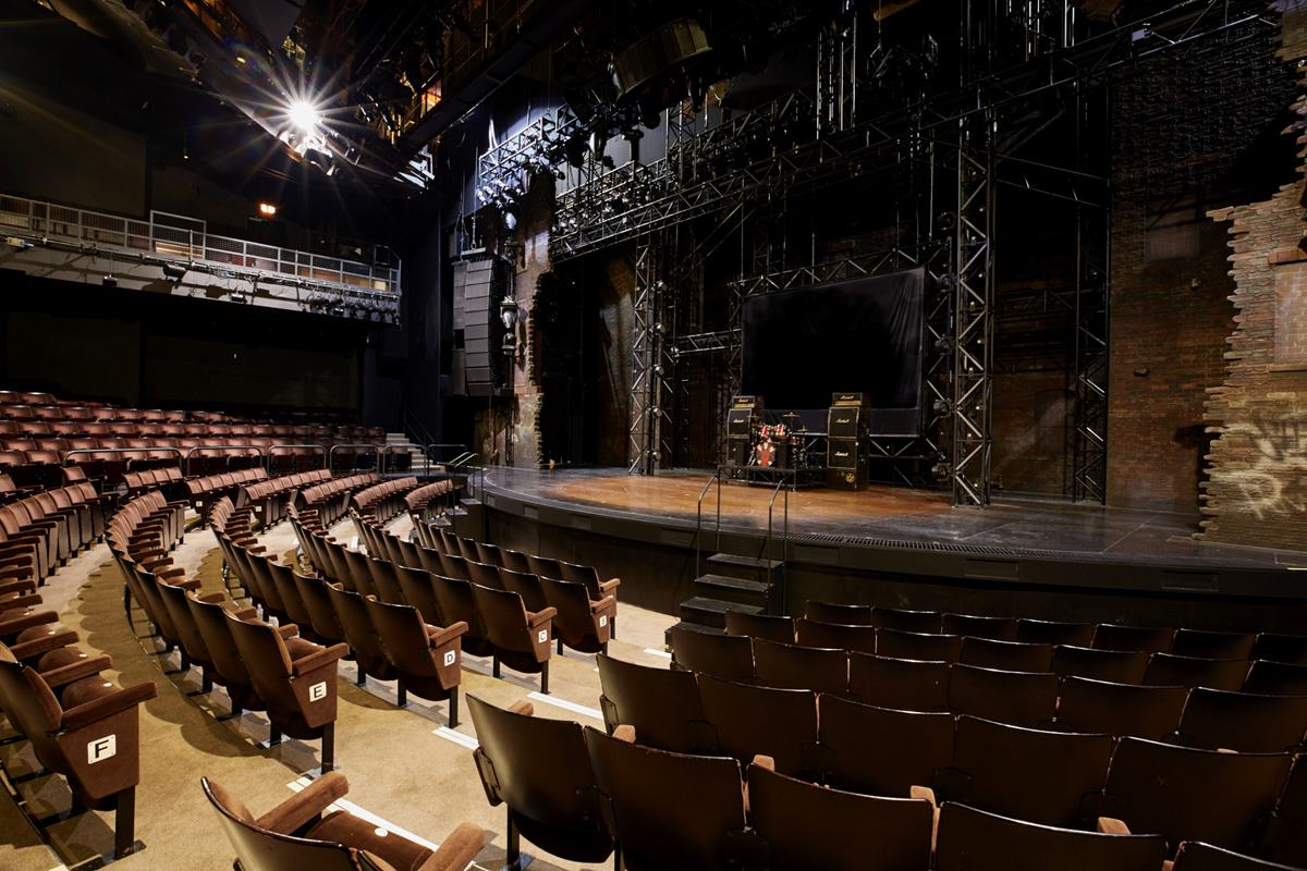 Auditorium business hire new london theatre - School of rock box office ...