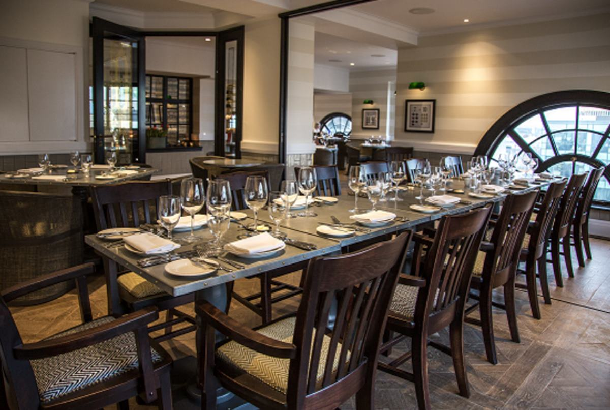 Honey Private Dining Room | Dining Hire | Hotel Gotham