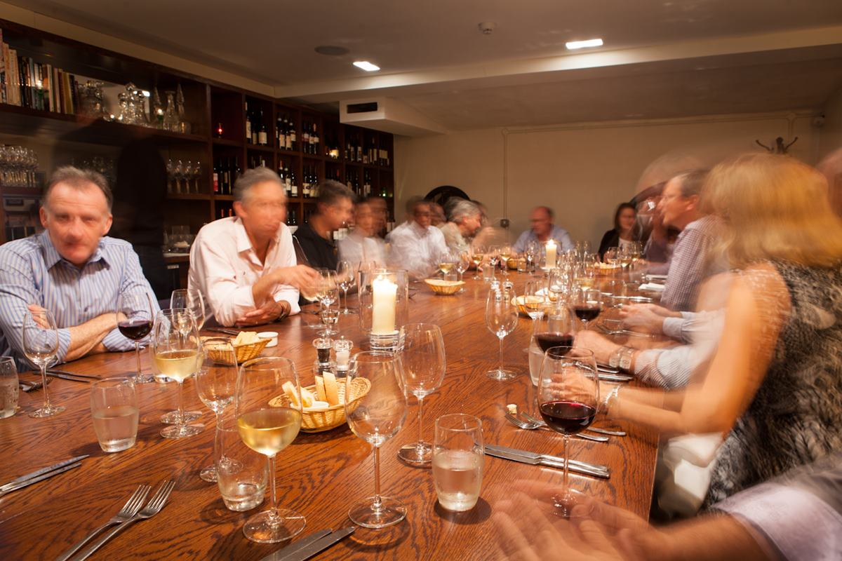 Private Room Dining Hire Vinoteca Marylebone
