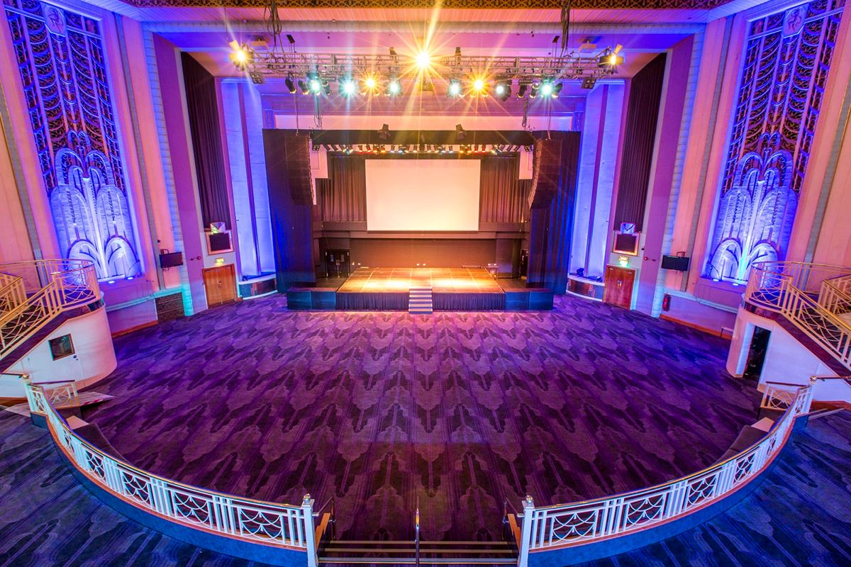 The Grand Hall Business Hire Troxy