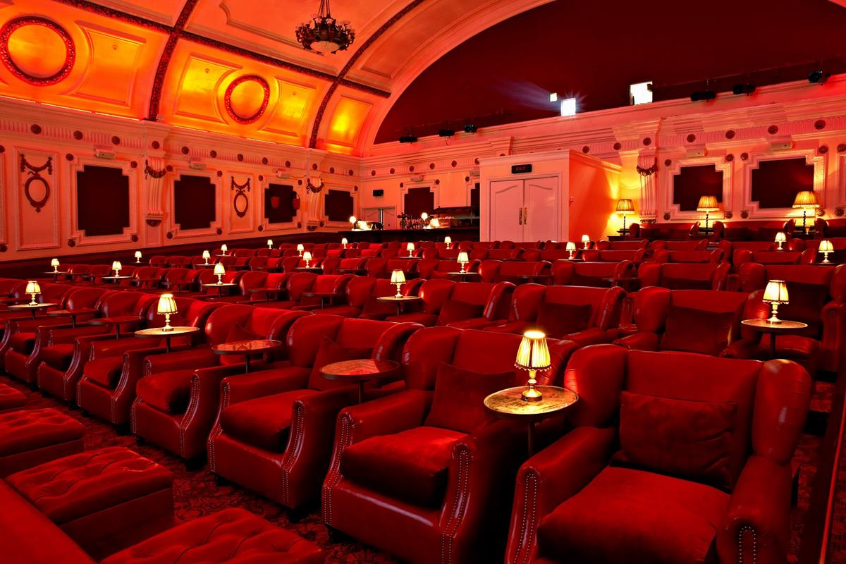 Tiny Home Luxury Whole Venue Screenings Hire The Electric Cinema