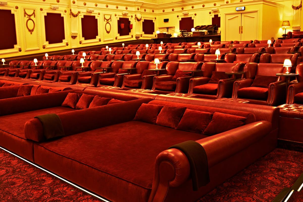 whole venue screenings hire the electric cinema. Black Bedroom Furniture Sets. Home Design Ideas