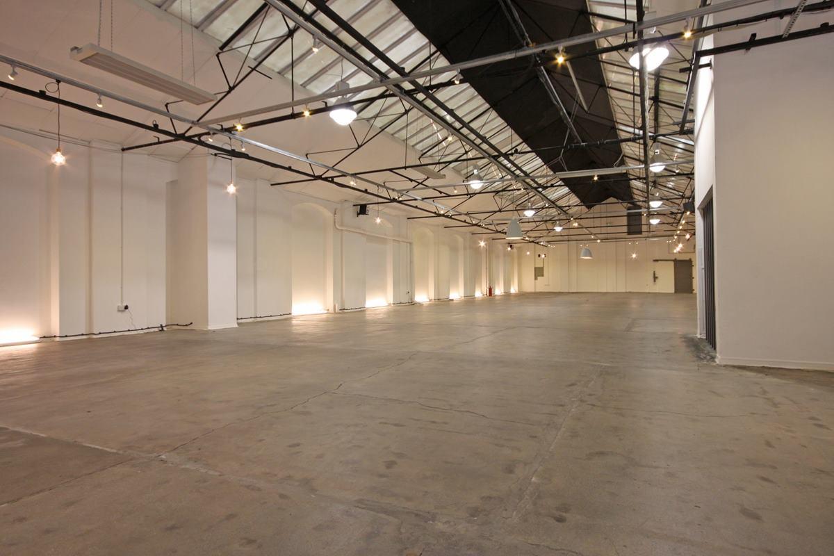 Blank Canvas at Warehouse 89