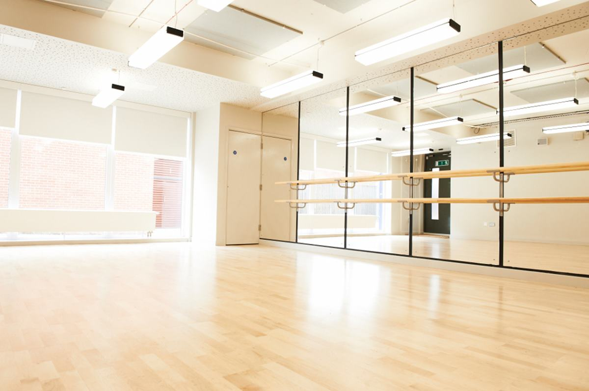 Dance studio images galleries with a for Porte arts and dance studio
