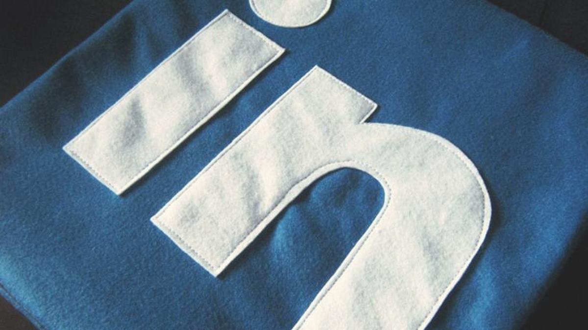 LinkedIn felt logo