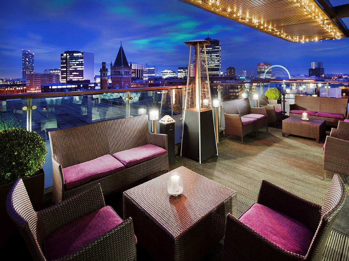 Skylounge Events Doubletree By Hilton Manchester