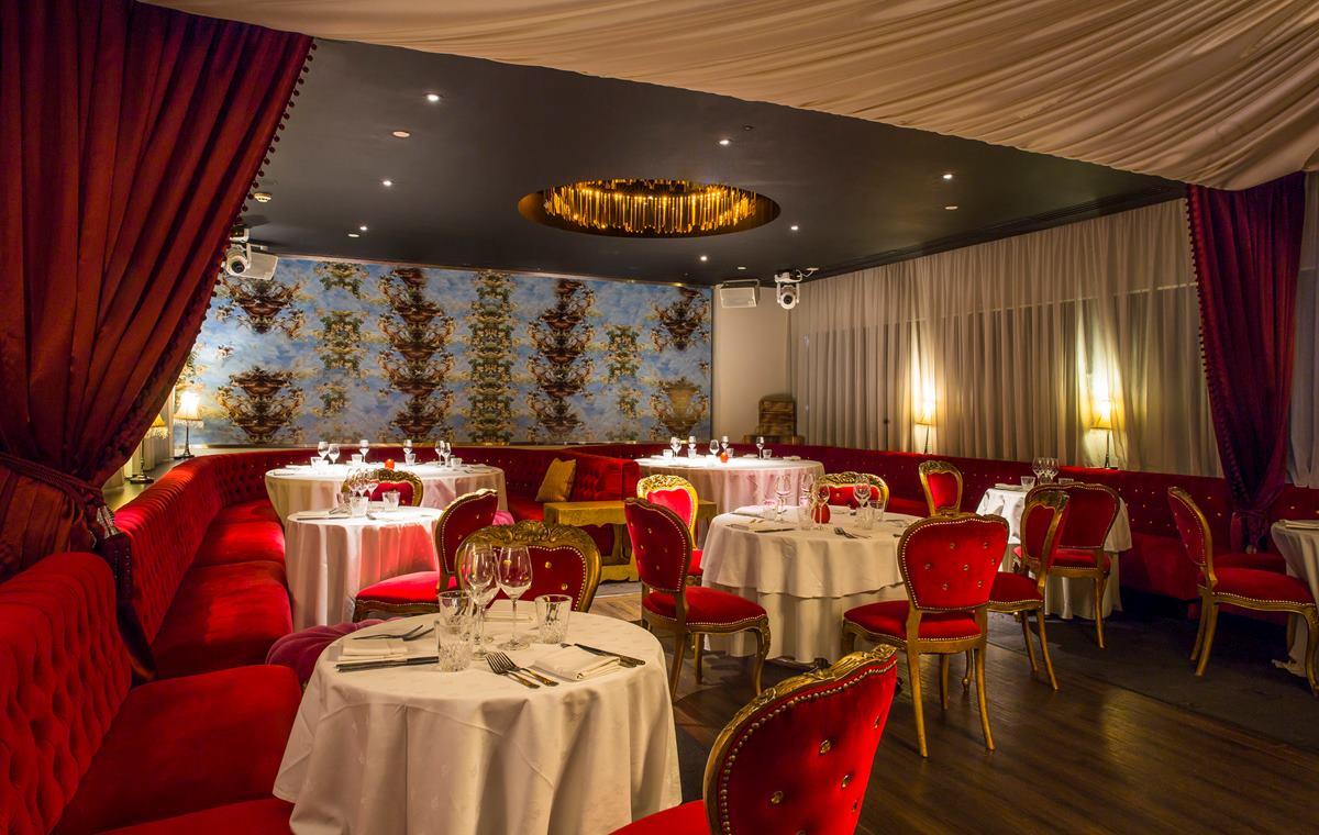 Playboy Club Dining