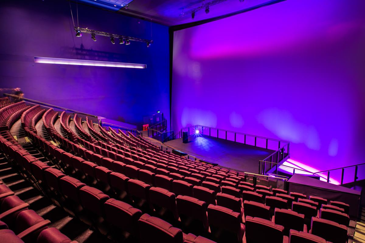 imax theatre business hire the science museum