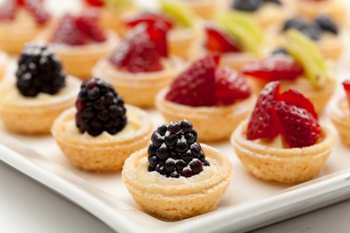 dessert canapes ideas images