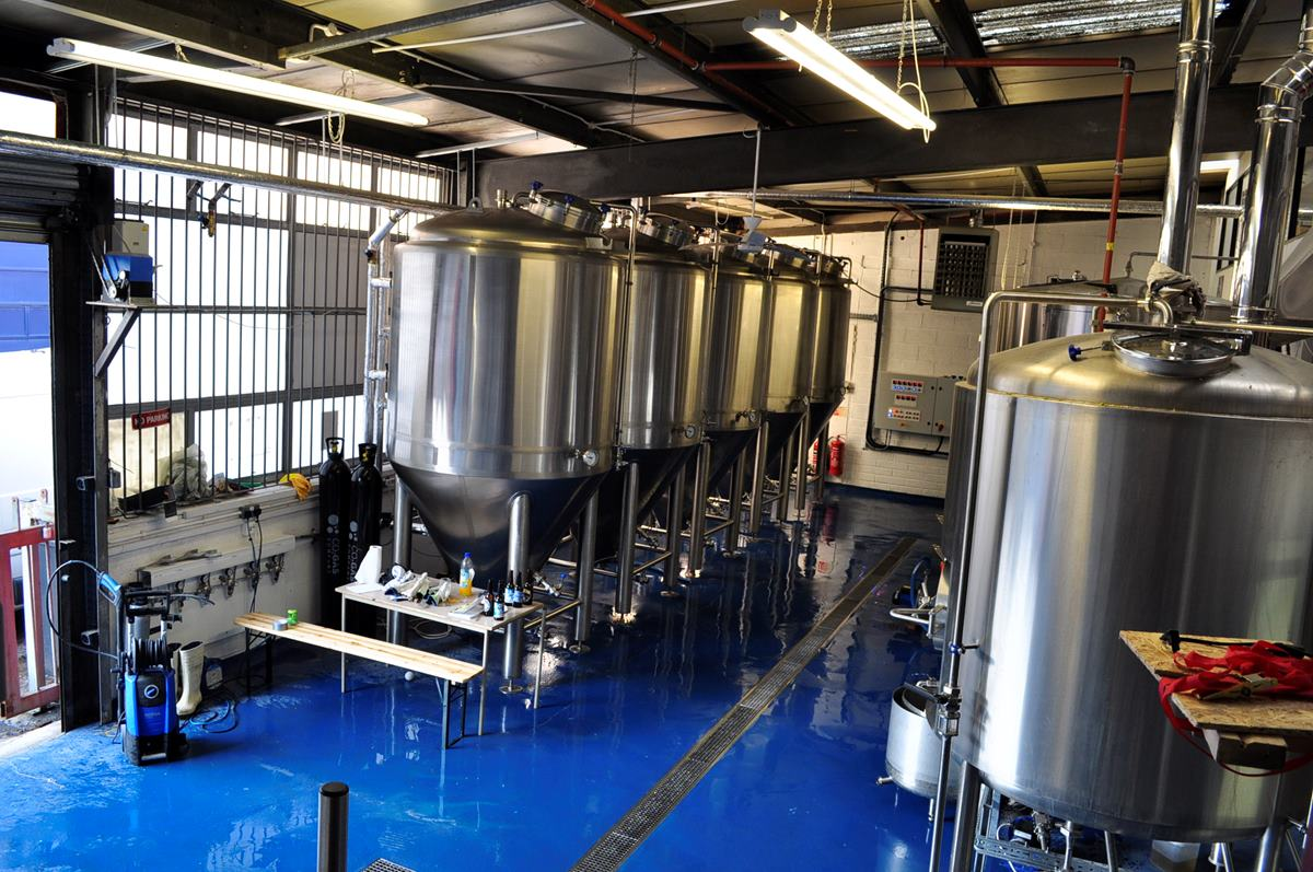 spacecraft brewery - photo #44