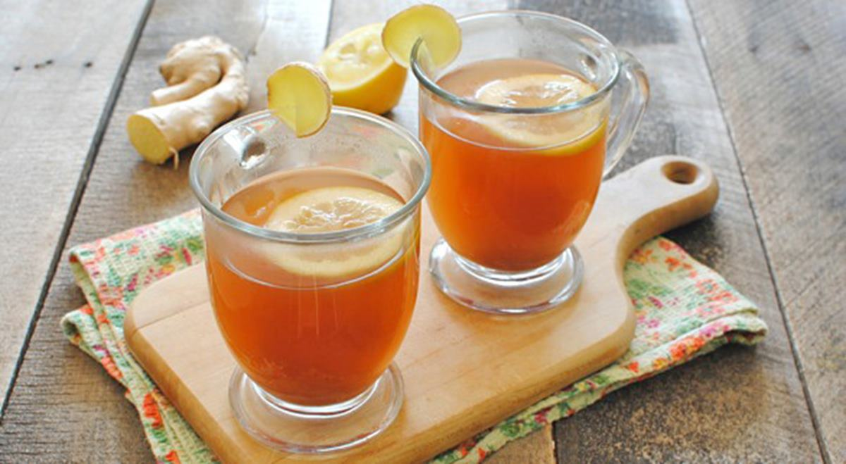 Sriracha-Honey Hot Toddy