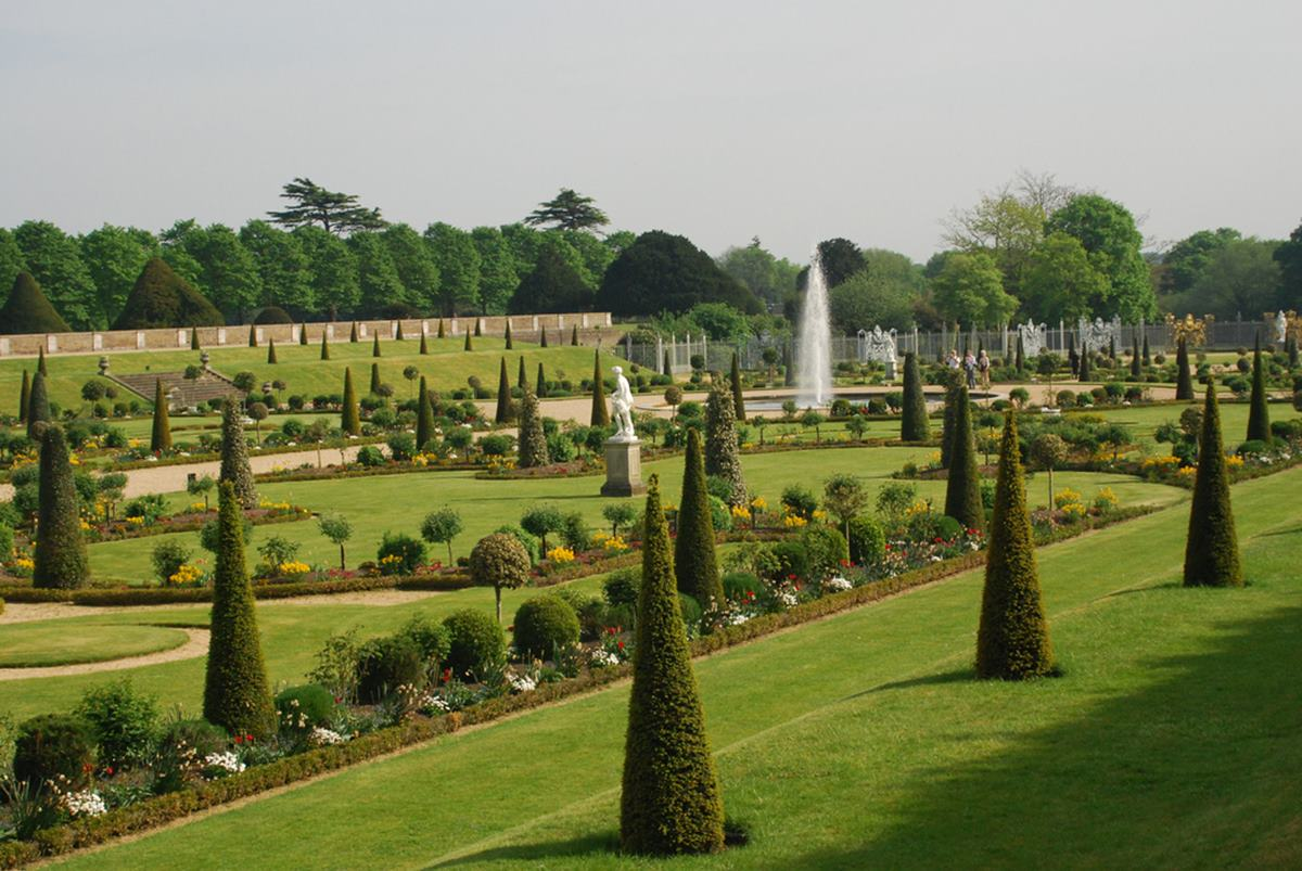 Privy Gardens