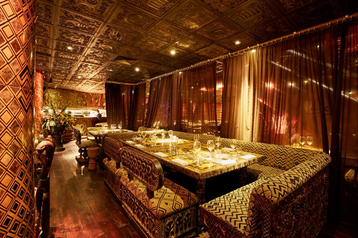 Shaka Zulu private dining