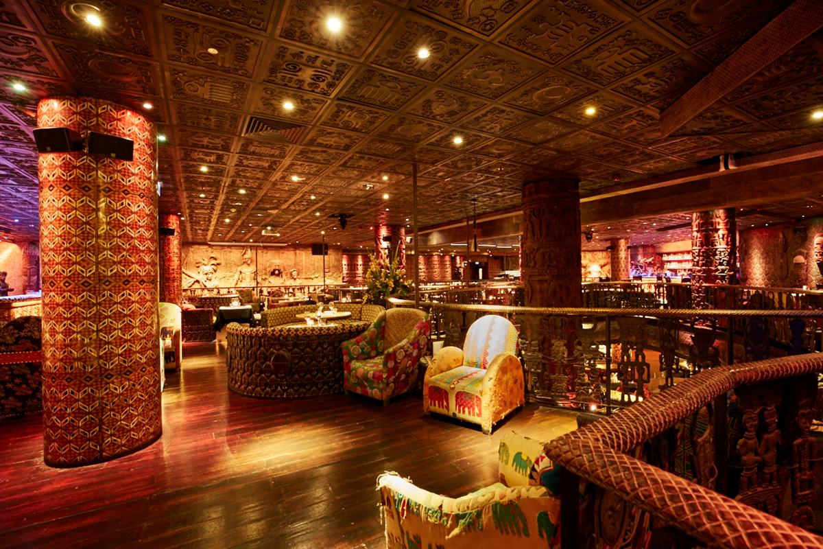 Shaka Zulu main space