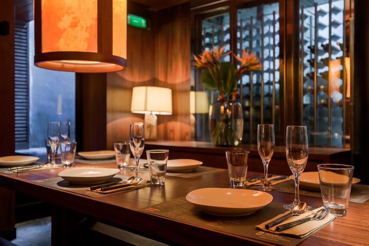 private dining room | dining | busaba covent garden