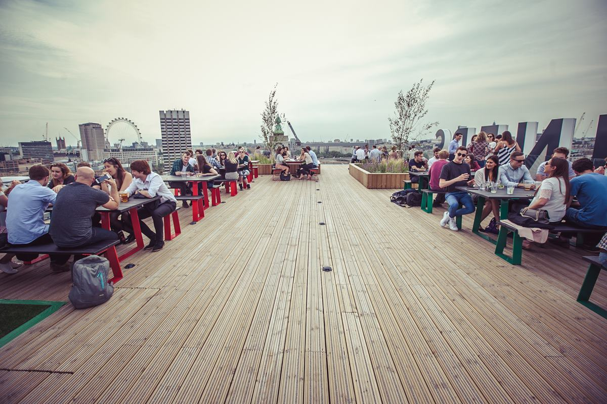 Summer at Sea Containers