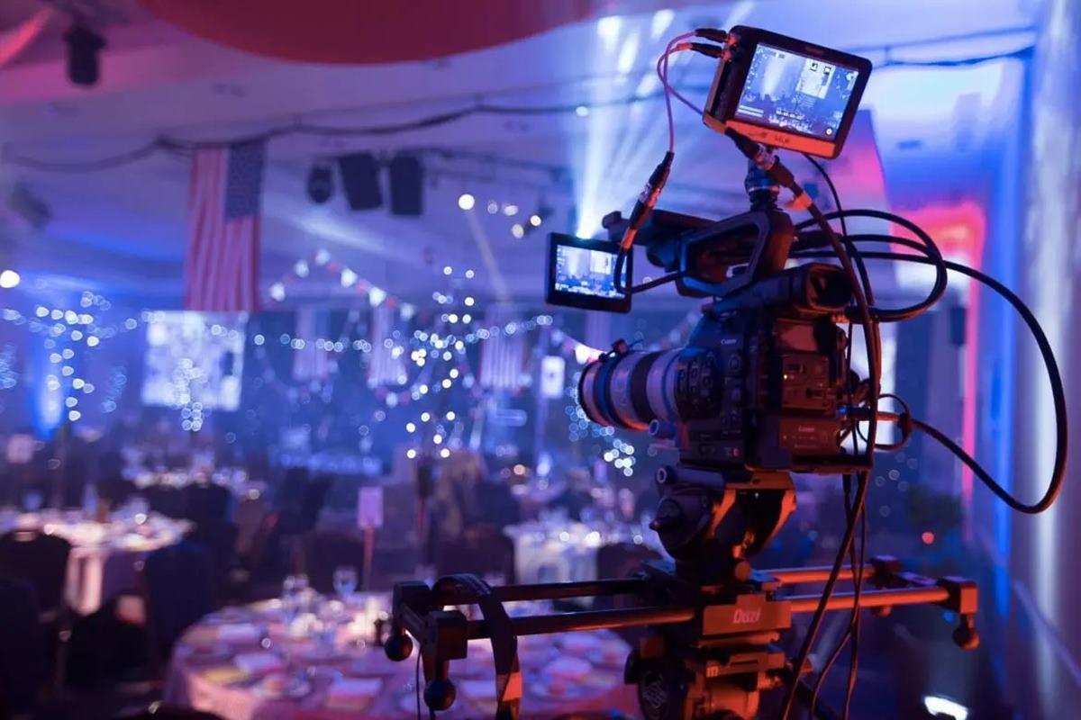 London Filmed camera