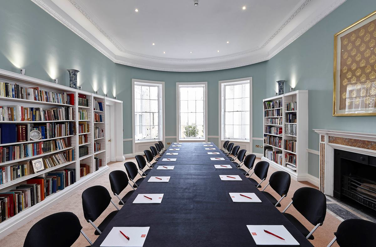 Asia House library boardroom