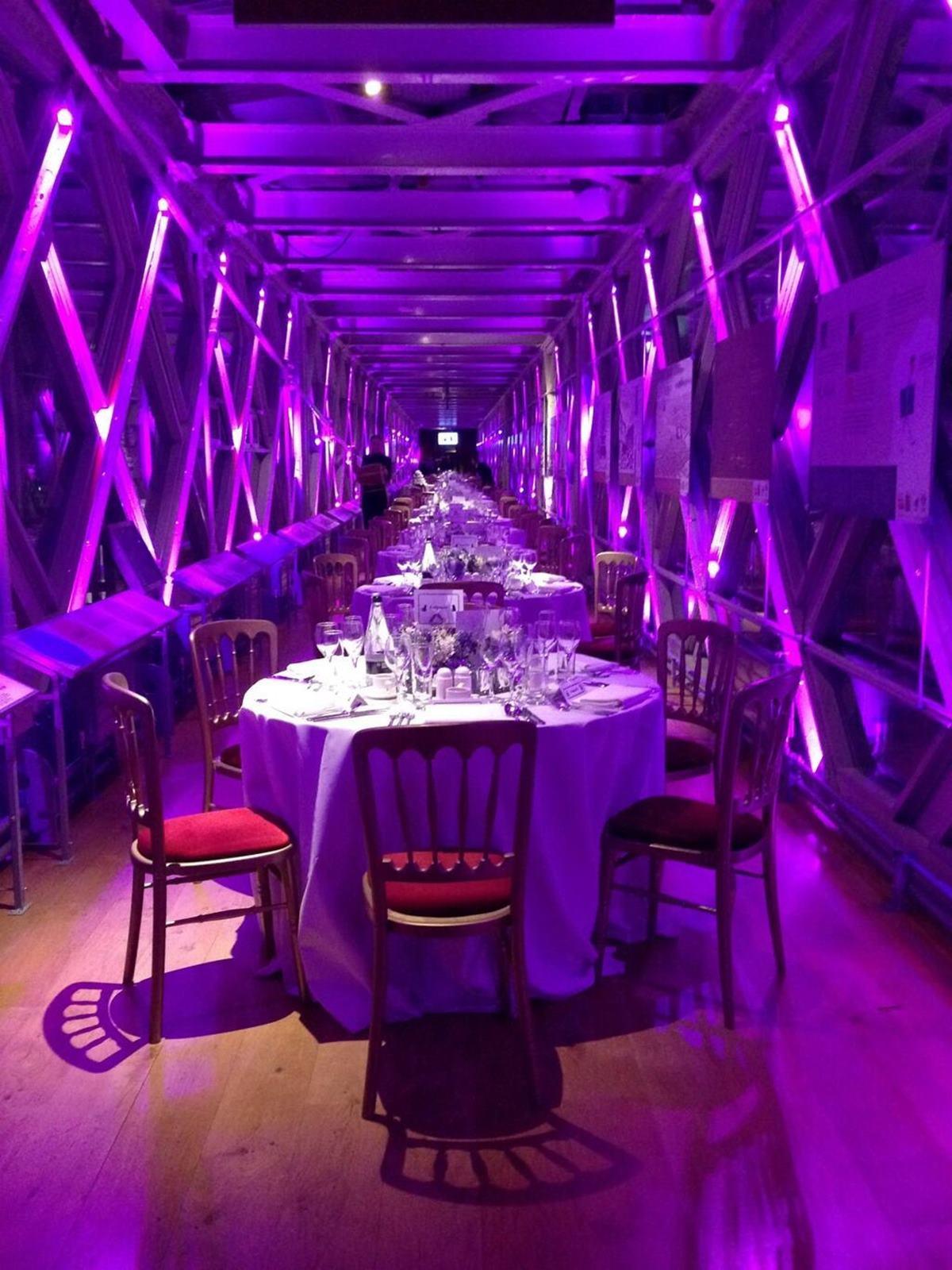 Space Engine Room: Weddings Hire