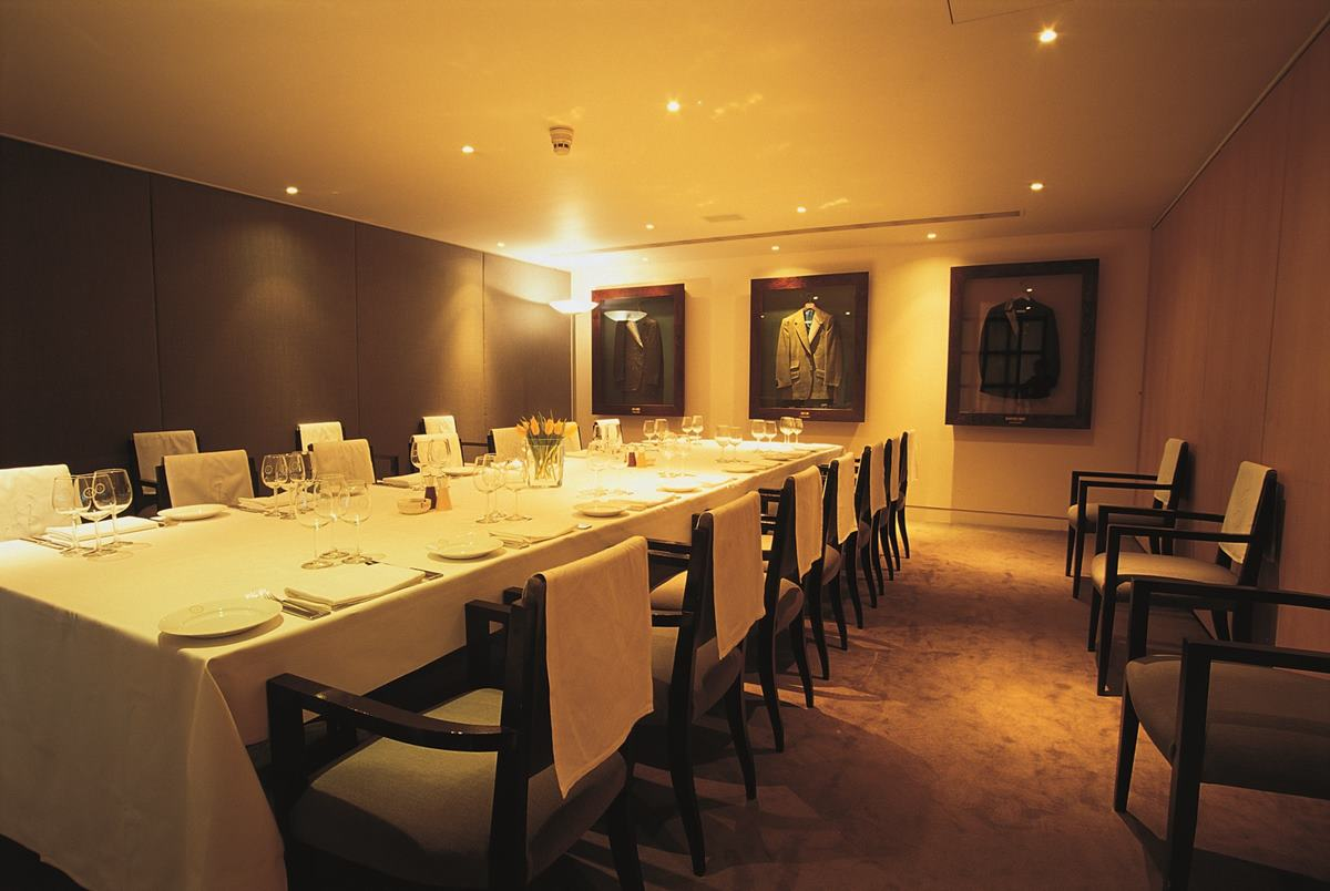 hire space venue hire private dining rooms at sartoria