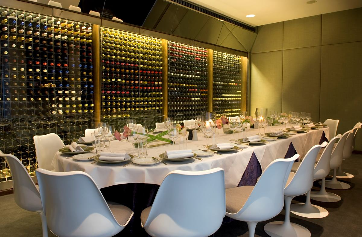 Private dining room business hire plateau for Beautiful private dining rooms melbourne