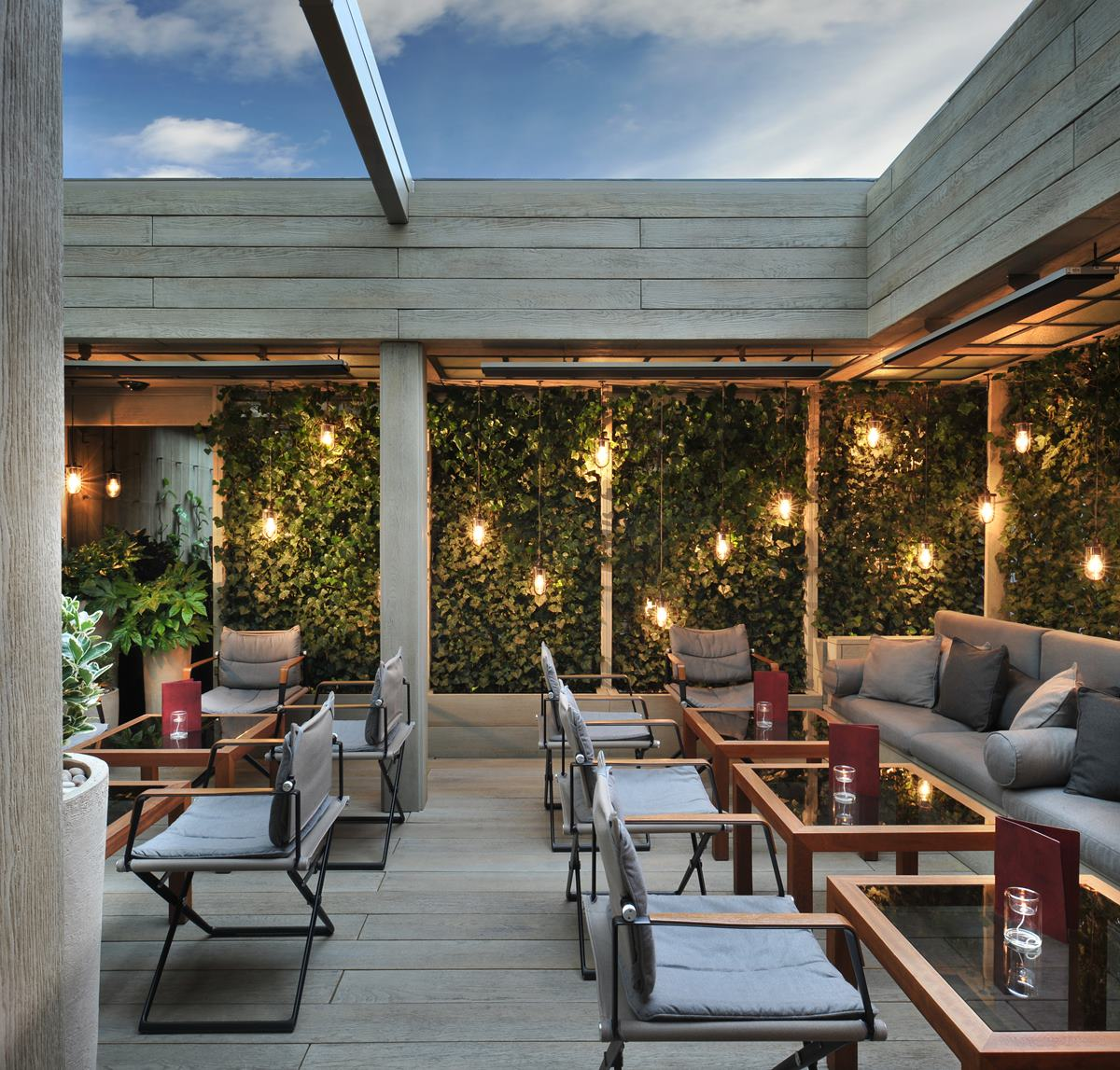 The terrace events belgraves a thompson hotel for Terrace hotel london