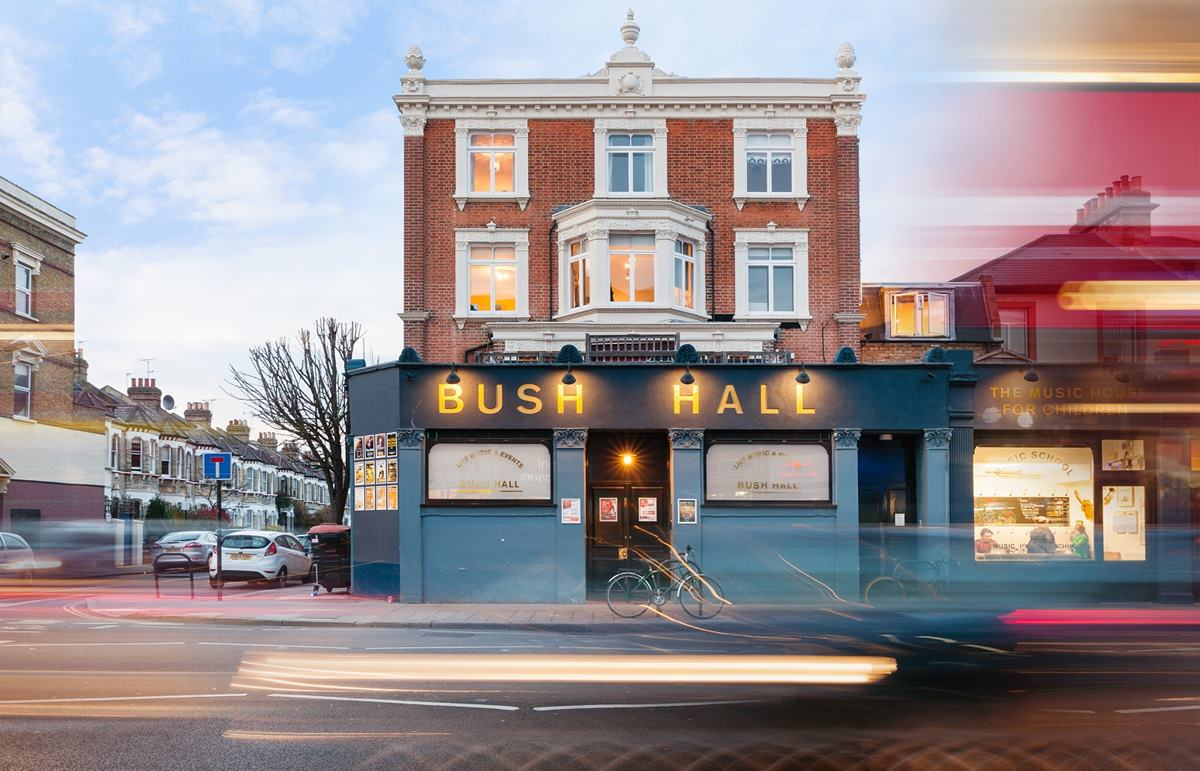 Bush Hall in Shepherd's Bush Market