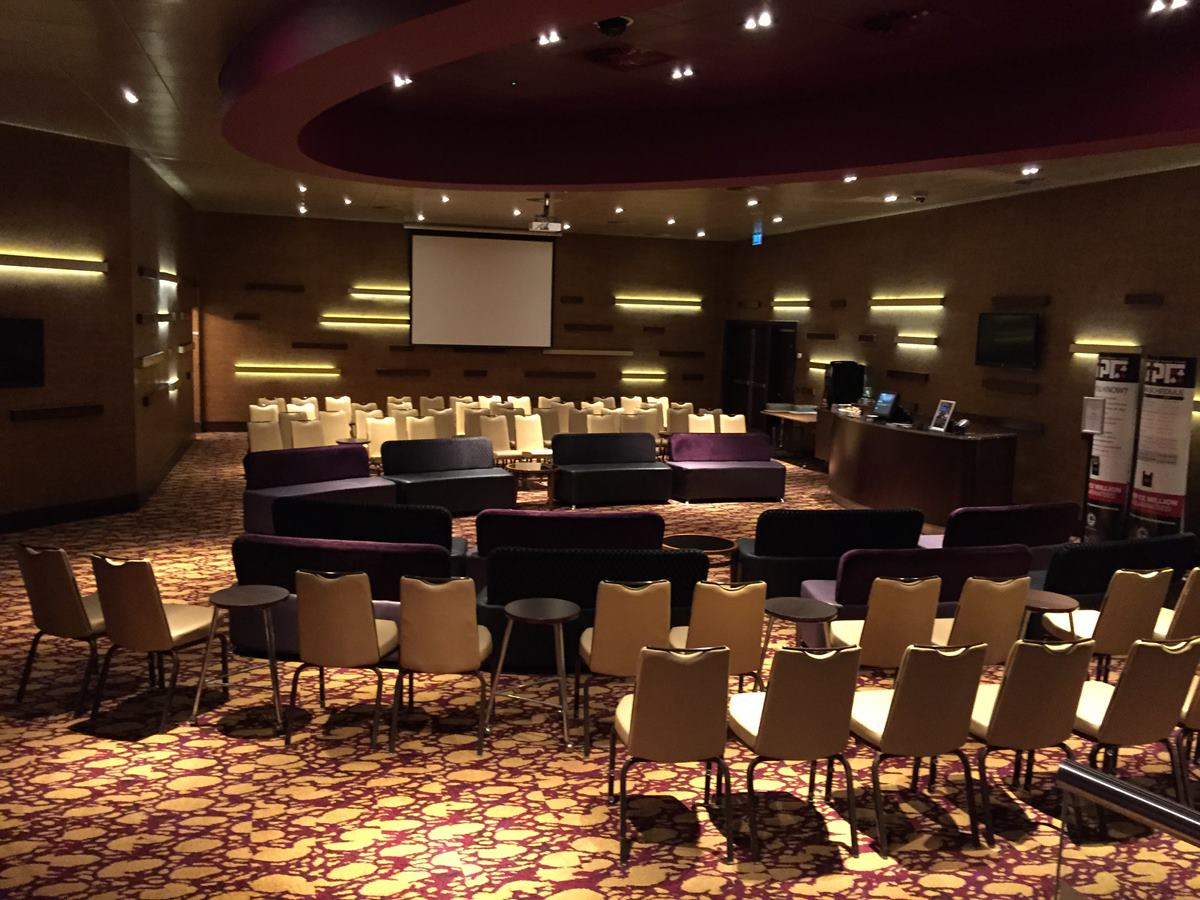 grosvenor casino venue hire