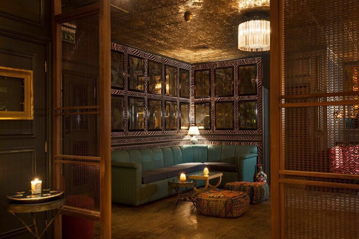 Scotch of St James lounge