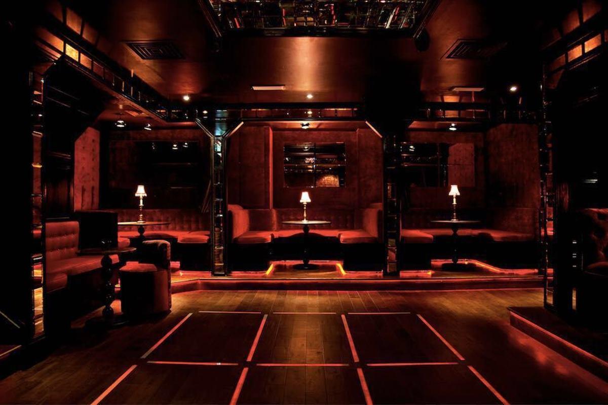 Scotch of St James dance floor