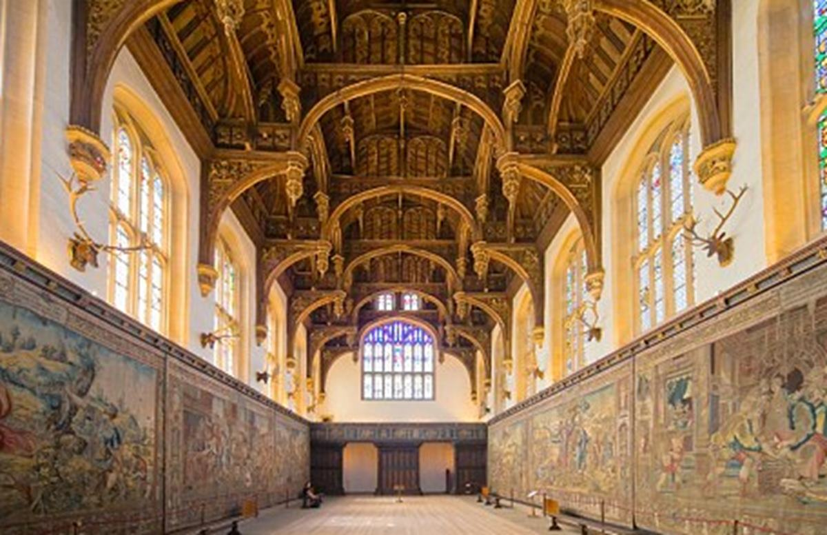 Image result for hampton court great hall