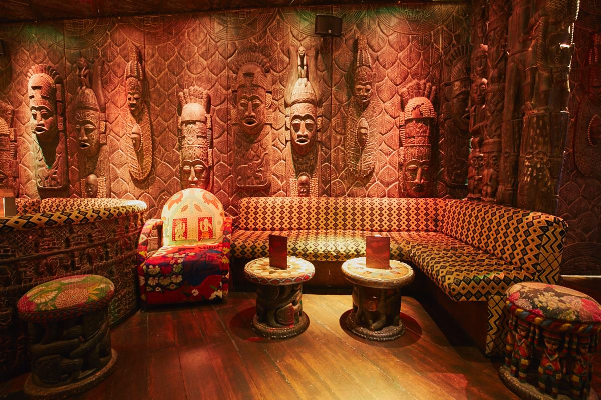 Shaka Zulu cocktail lounge