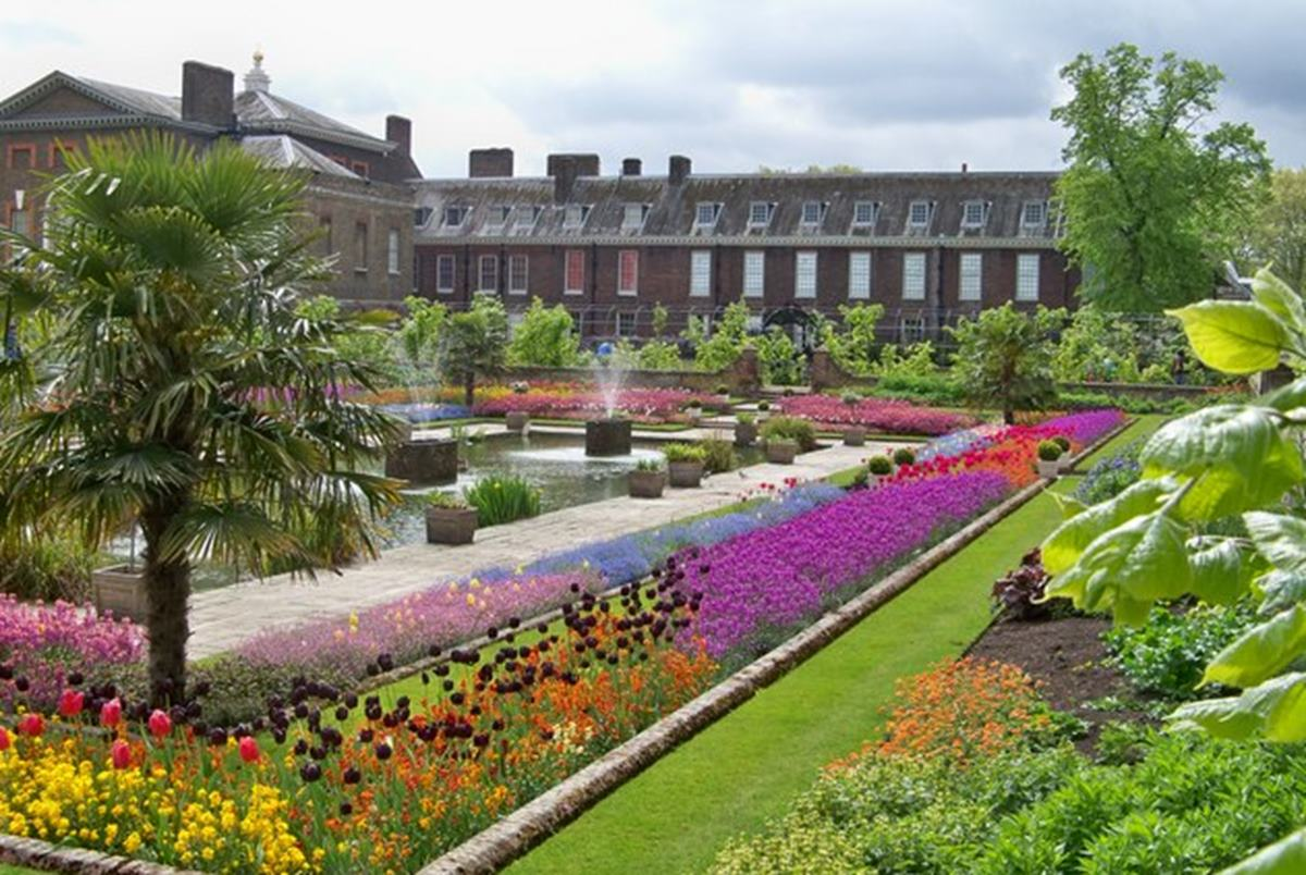 Sunken Garden Weddings Hire Kensington Palace