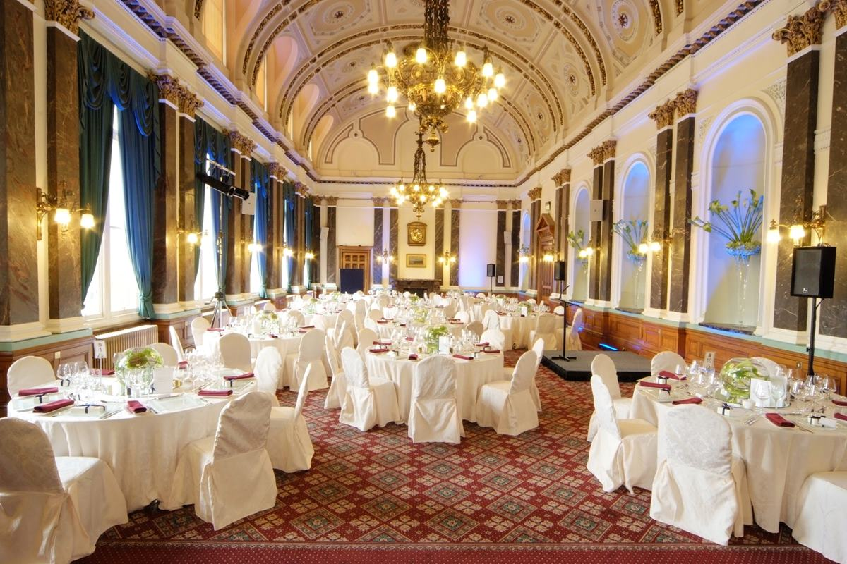 banqueting suite business hire the council house