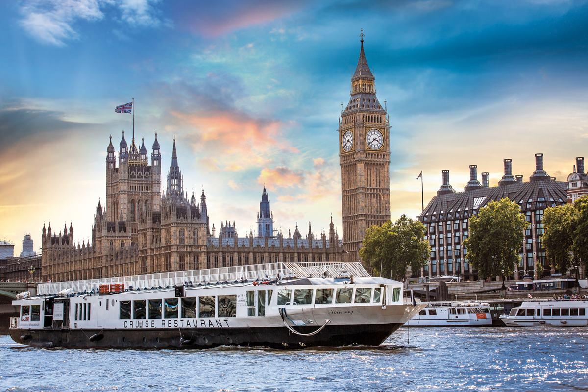 Harmony Events Hire Bateaux London