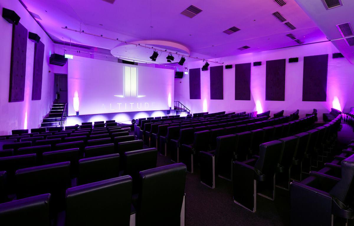 Whole Venue Events Hire Altitude 360