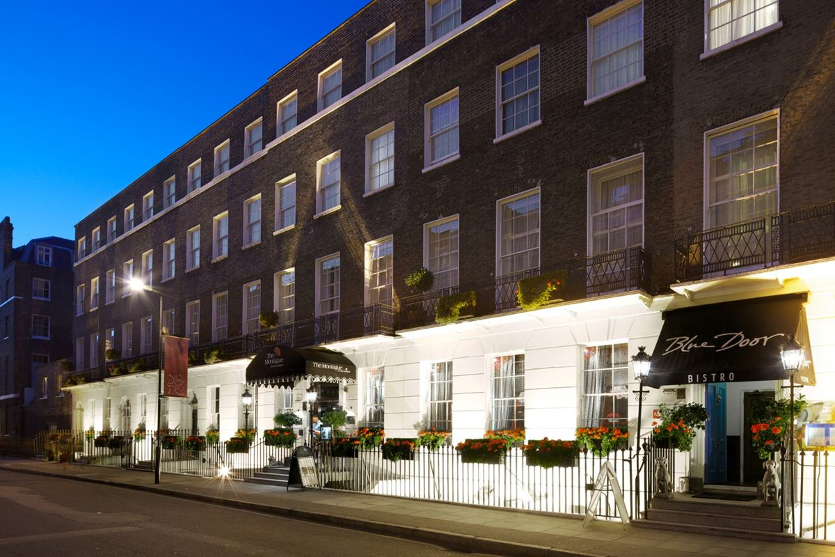 Bloomsbury Suite Events Montague On The Gardens