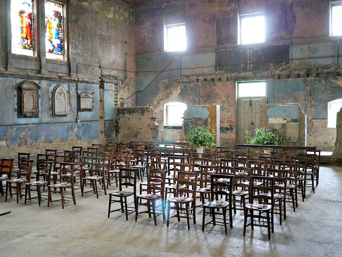 The Chapel at Asylum