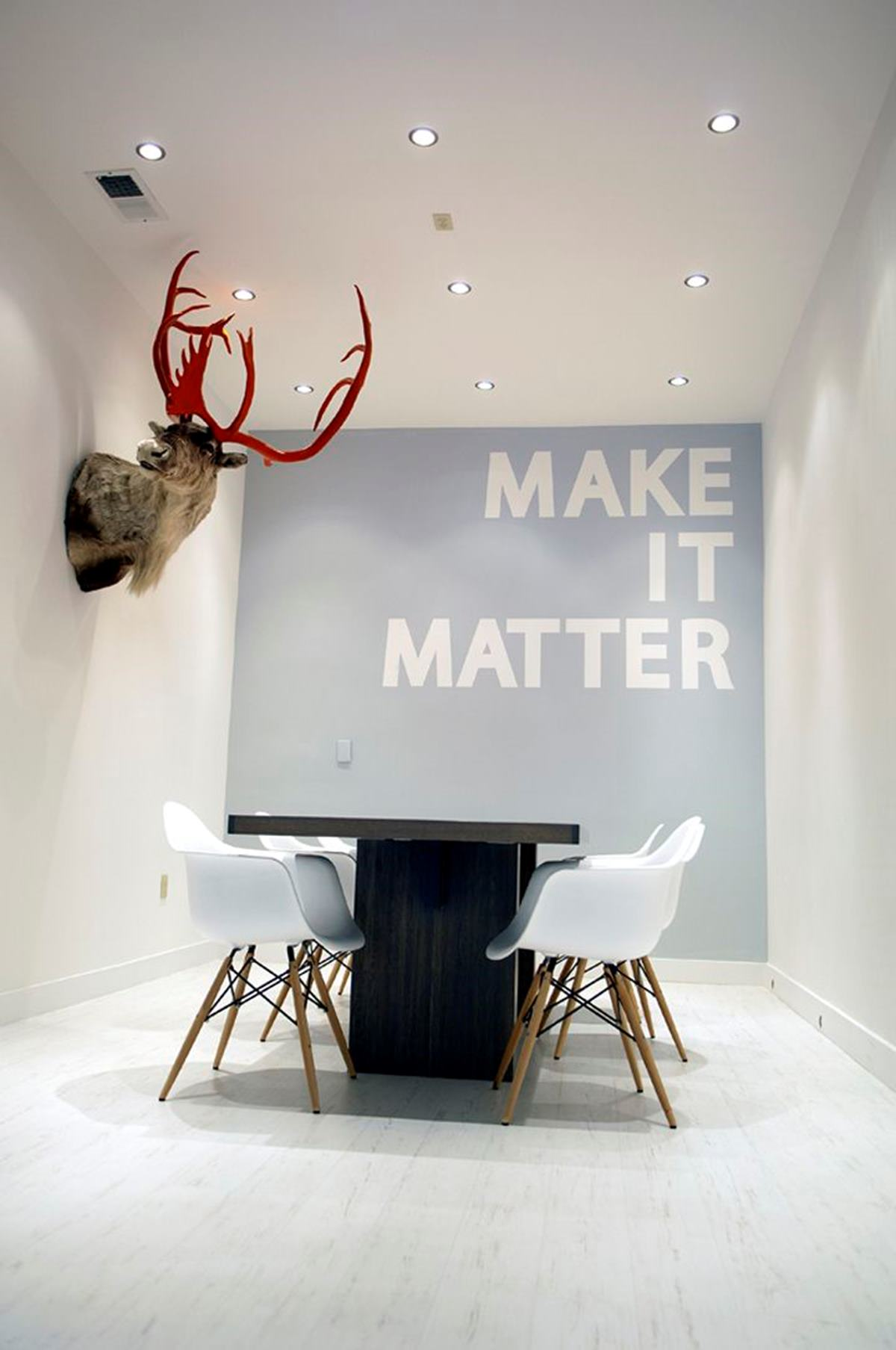 This taxidermy inspiration