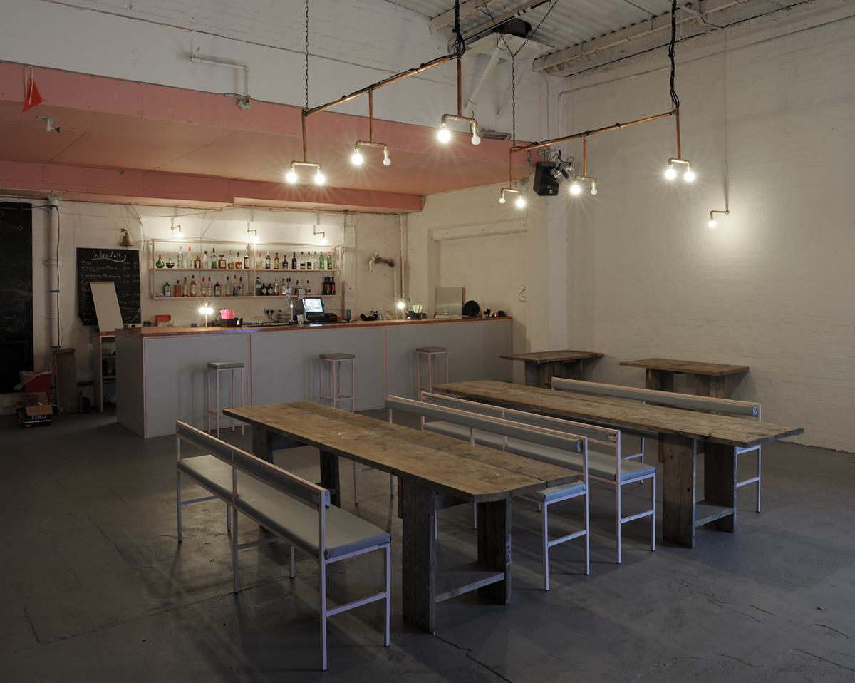 Bar And Kitchen Events Hire The Yard Theatre