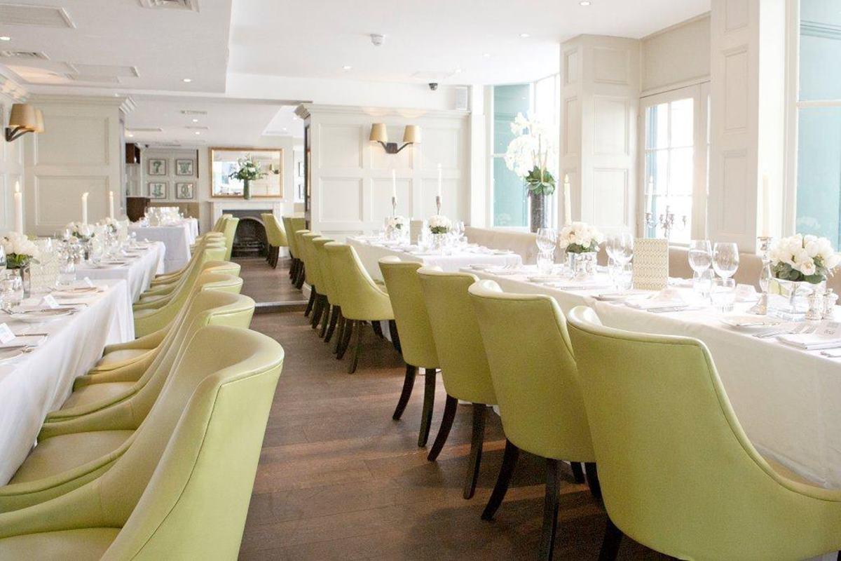 weddings | chiswell street dining rooms