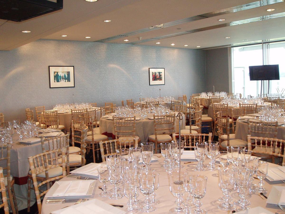 Epsom Downs Jockey Club Room