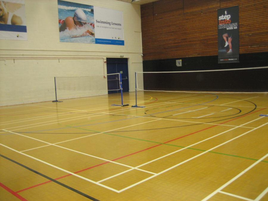 Sports Halls 17