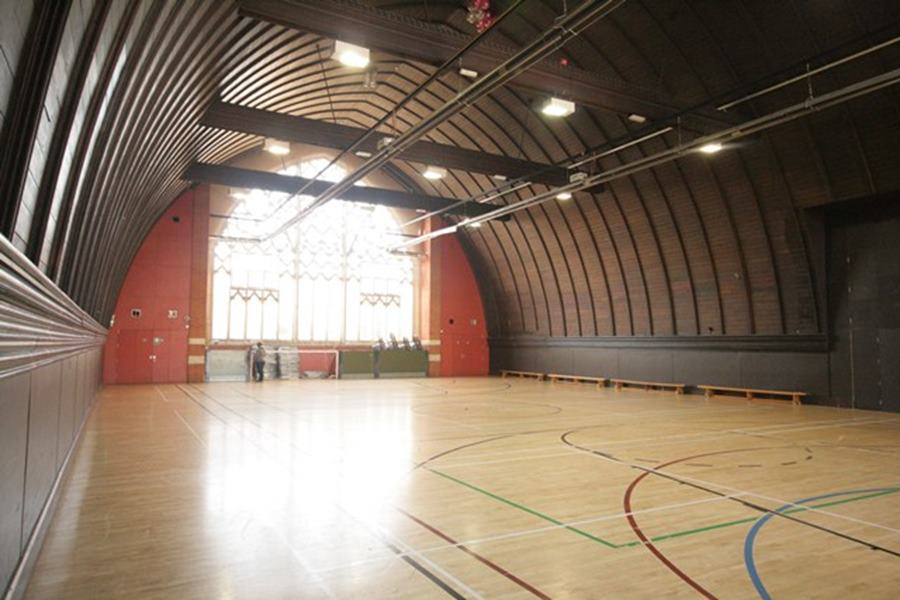Button Sports Hall at Harrow Club