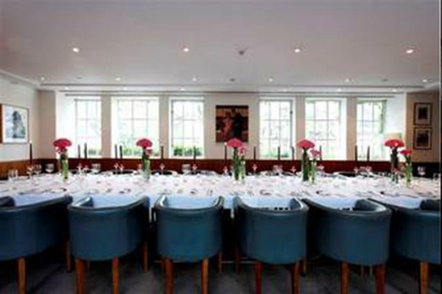 The Beaufort Room At Bluebird Chelsea London