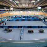 Hire Space - Venue hire Velodrome Track Centre at Lee Valley VeloPark