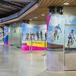 Hire Space - Venue hire Concourse Pods at Lee Valley VeloPark