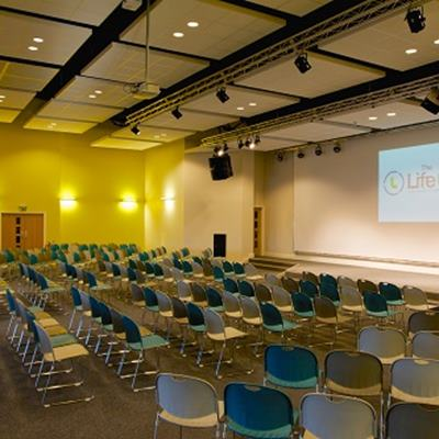 Large Conference Venues Manchester