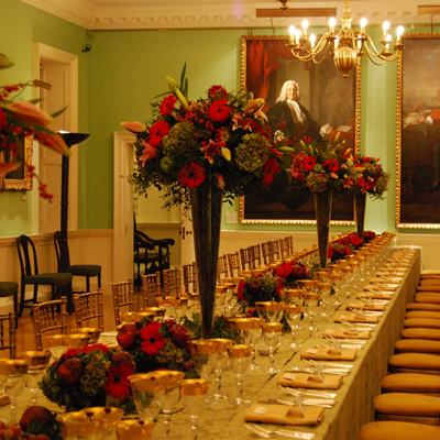 Unusual Christmas Party Venues